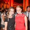 Jessa Coleman, Jenna Hughes, 22nd Annual Sinatra Soiree, hosted by the Capital Club, at the National Building Museum, Thursday July 17th, 2014.  Photo by Ben Droz.