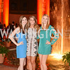 Lucy Rosenbloom, Lauren Bator, Laura Oxford,  22nd Annual Sinatra Soiree, hosted by the Capital Club, at the National Building Museum, Thursday July 17th, 2014.  Photo by Ben Droz.