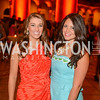 Ali Krukowski, Lizzie Dean,  22nd Annual Sinatra Soiree, hosted by the Capital Club, at the National Building Museum, Thursday July 17th, 2014.  Photo by Ben Droz.