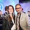 Jenna Pelkey, Vikram Aiyer,  Sony and the ESA celebrate the Playstation 4 Carnegie Library.  Photo by Ben Droz.