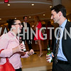"""Lara Flynn, Marc Boom. Photo by Tony Powell. """"The Burden"""" Screening and Reception. US Capitol Visitors Center. July 24, 2014"""