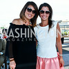 Pamela Sorensen, <br /> Kelly Collis. Photo by Tony Powell. The Embassy Row Hotel Rooftop Opening. July 16, 2014