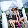 Kelly Jo Stull, Elise Sipos. Photo by Tony Powell. The Embassy Row Hotel Rooftop Opening. July 16, 2014