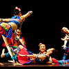 Art Troupe from Beijing, Miao Minority Group Dance 'Climbing on the Hill'