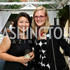 Lucy Hutchinson, Sarah Godlewski. Photo by Tony Powell. UNICEF Syrian Children Fundraiser. Langhorne residence. June 4, 2014