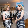 Elisa Joseph Anders, Susan Lipsky. Photo by Tony Powell. UNICEF Syrian Children Fundraiser. Langhorne residence. June 4, 2014