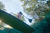 Looking Up at the SUP - Underwater Photography by Pat Bonish