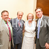 Raul Fernandez, Mario Marino, Carol Thompson Cole, Senator Mark Warner, A Celebration of Venture Philanthropy Partners at the home of Jack Davies and Kay Kendall, Wednesday June 18, 2014.  Photo by Ben Droz.