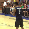 MoHS Boys Volleyball vs Kailua 2014