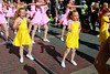 Dancers Perform on Main Street USA