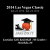 7th Graders 2014 Las Vegas Classic