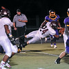 Nash Central Charles Harvey # 24 during tonights game.Tarboro defeats Nash Central 33-6 in the season opener. Friday August 22, 2014 in Tarboro, NC (Photos By Anthony Barham)