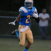 Beddingfield Raqwan Blackston #22 during tonights game. Beddingfield defeats Southern Nash 19-7 on Thursday night August 28, 2014 in Wilson NC (Photos By Anthony Barham)