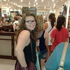 Laura from France goes back-to-school shopping in Texas.