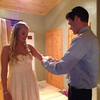 Juni Malene from Norway gets ready for her homecoming dance in Arizona.