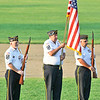 10 Post 124 Color Guard