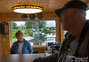 Dennis talks to a seaplane charter operator about purchasing a ticket for a flight.  But Bev and I had to leave for our own flight very soon, so after our walk from here back to our hotel, we left Dennis and Judy to head for the airport and they got to have a nice private small-craft flight prior to their departure from Anchorage.<br /> <br /> Thank-you so much for joining us, Dennis and Judy!  <br /> <br /> Y'all can see our great views from the flight from Anchorage to Seattle in the NEXT album, coming soon!