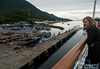And this is Ketchikan!  We'll disembark and explore this little town in the NEXT album.  Hope to see you there!