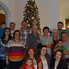 Lorena from Germany celebrates her first American Christmas with her host family in Texas.