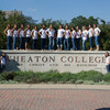 Wheaton College Swim Teams 2008-09