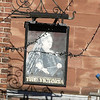 Pub Sign - The Victoria, Watergate Street, Chester 101110