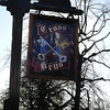 Pub Sign - The Cross Keys, Lower Bridge Street, Chester 101110