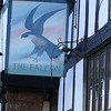 Pub Sign - The Falcon, Grosvenor Street, Chester 101110