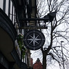 Pub Sign - The Compass, City Road, Chester 130124