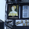 Pub Sign - Old Queens Head, Foregate Street, Chester 101110