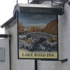 Pub Sign - The Lake Road Inn, Lake Road, Keswick 140325