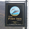 Pub Sign - The Fish Inn, Buttermere 140326