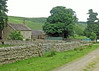 Day 4 - A walk from Elsdon: Another lovely set of farm buildings.