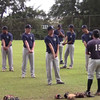 MoHS Baseball Scrimmage with Mid-Pac 2014