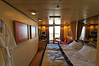 Our cabin for the next days. This was definitely the most comfortable place I ever slept on a ship!