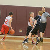 YMCA Basketball Playoff Game