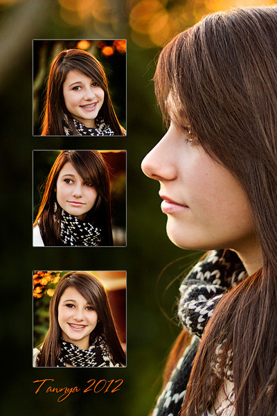 Portrait Collage with Name and Date. Price to be quoted depending on size.