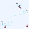 Mens World Cup Giant Slalom Skiing