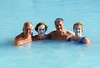 55a Blue Lagoon with friends-two with Silica Mud Mask