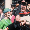 Judy and Ray optometry graduate  1966