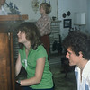 1980: Christine, Lynn Adams, Mark &  Reva Walker in background 2nd N Kaysville home