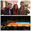 Sam in NYC for business ALSO gets to see the Horns play at Madison Sq!!   Nov