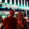 Cafe du Monde - ) - New Orleans - July