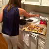 Sam and Rachel have Marchine over for dinner - - ) - Dallas - July