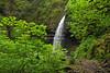 The upper Latourell Falls