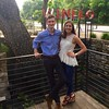 Celebrating Rachel's 25th in Austin at Winflo / May 25, 2015