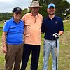 Hyde Park Golf Tournament - Tom, Dad and Doyle - March