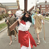 49 Martin Santos Jr  carries cross Way of the Cross St  Mary