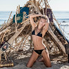 Athletic Model! Nikon D800E Photos Pretty Blond Swimsuit Bikini Model @ 45SURF Summer Malibu Beach House! Gorgeous Blue Eyes!