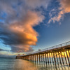 High Dynamic Range (HDR) Landscapes of the Malibu Pier Shot With Nikon D3X