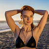 Sony A7 R RAW Photos Pretty Redhead Bikini Swimsuit Model Goddess! Carl Zeiss Sony FE 55mm F1.8 ZA Sonnar T* Lens! Lightroom 5.3 Rocks!